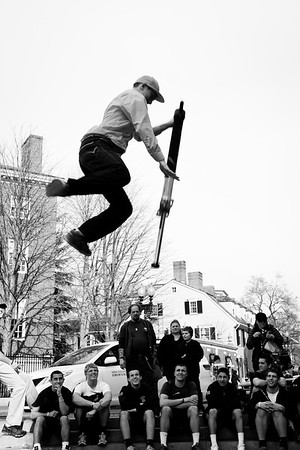 Boston Street Photography, Harvard Square