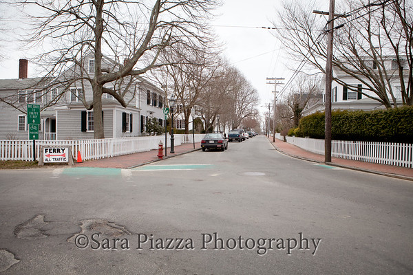 Edgartown Main Street, Edgartown Harbor, Ralph Gross, Pent Lane, Edgartown scallop boats