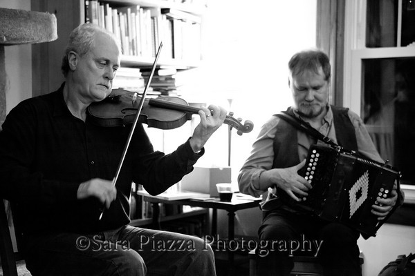 Matt Cranitch and Jackie Daly, Sliabh Luachra, Medford House Concert, George and Emily Keith